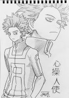 Hitoshi Shinsou by step-on-mee
