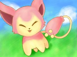 Skitty by UnaliveArtist