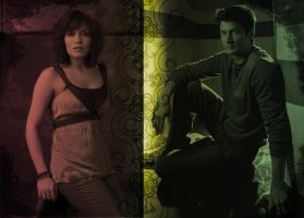 One tree hill: Nath and Hales by sugarsweetheart