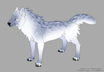 Snow woofer adopt -OPEN- by KamodoAdopts030