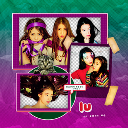 199|Iu|Png pack|#05| by happinesspngs