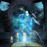 Ritual of the Moon by Aral3D