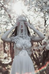 White Queen by MariaPetrova