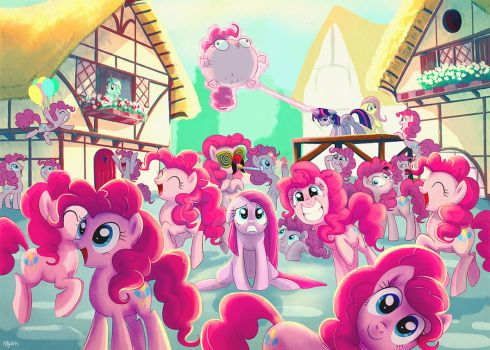 The Real Pinkie Pie by Adlynh