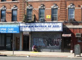 Storefront Churches 8 by icompton01