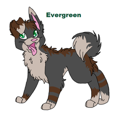 Evergreen by XxWolfFurxX