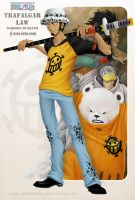 Trafalgar Law by silverteahouse