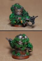 Another ork kommando by Snowfyre