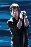 David Cook Painting 4 by Majoh