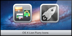 OS X Flurry Icons by RollY01