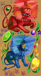 Hairylion by POLYCHAETE