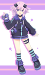 Neptune by YugiNep