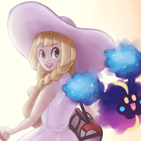 Lillie by ANDILION5356
