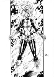 Jean Grey - All New X-Men by CaioMarcus-ART