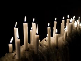 STOCK Candles 1 by Inilein