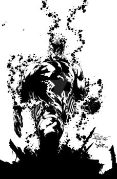 Tan Zurel Blackbolt Inked by DontBornInInk