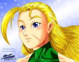 Cammy's Beauty Collaboration by the-pooper