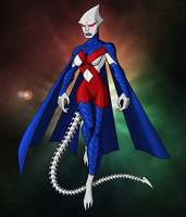 Miss Martian 2099 by payno0