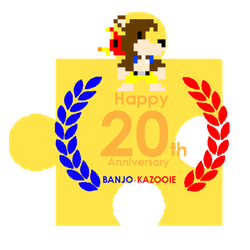 The Year of Banjo and Kazooie by IkaMusumeFan06