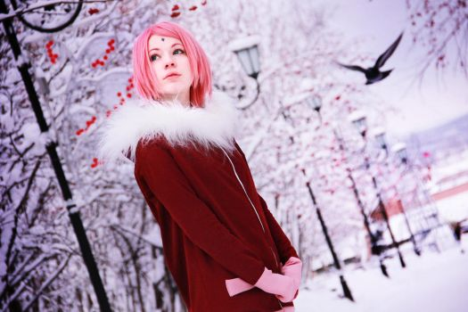 Sakura Haruno - The Last: Naruto The Movie by Seliverstova
