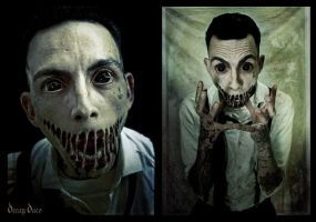 sGOREm series - Decay Daco by DeZombieShop
