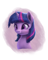 Twily Portrait by VanillaGhosties
