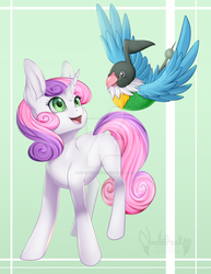 Song birds by Noodlefreak88