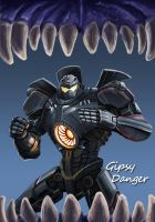 Gipsy Danger by Spring-O