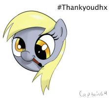 #Thankyoudhx by Captain64