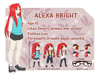 AlexaBright ref. [2018] by Alexa1Alexa