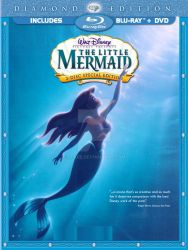 The Little Mermaid BR cover 1 by staee