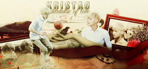 KrisTao paradise by DelAbstyle