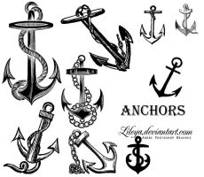 Anchors by Lileya