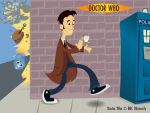 Doctor Who Kablooey Wallpaper by raisegrate