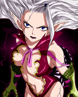 Mirajane Strauss~ The Devil Woman by RLawt0n