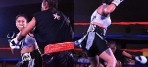 Spectacular Knockout in Pro Debut by WheresAJacket