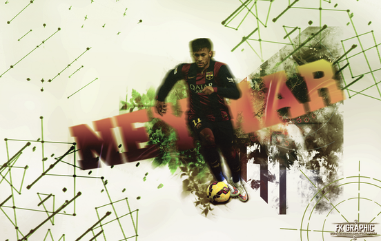 Neymar Wallpaper by FDoqus