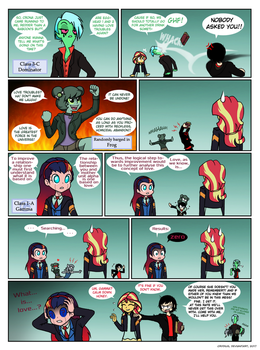 Love Advice page 3 by Crydius
