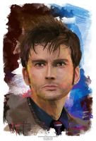 David Tennant (Doctor Collection) by j2Artist