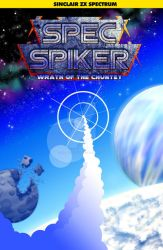 Spec Spiker Cover Art by Zombie-Pacman