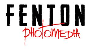 Fenton PhotoMedia_logo_white by ScummyVladDrac