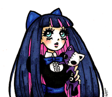 Stocking by mslckitty