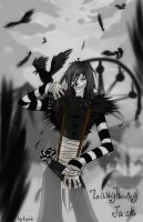 Laughing Jack by Kserh