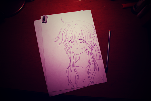 Lovely Yuno ~ by Ank124