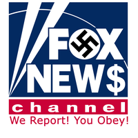 Faux news logo by Party9999999