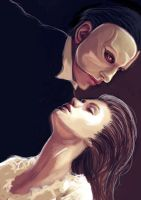 XXI : Phantom Of The Opera by 21and11
