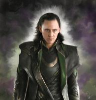 Burdened with glorious purpose by RobynTrower