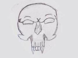 Funky Skull by UnicronHound