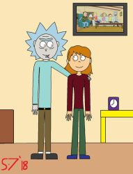 AT: Rick and Lisa by schumacher7