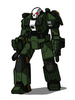 Battletech: Helios-Type Atlas by Blazbaros